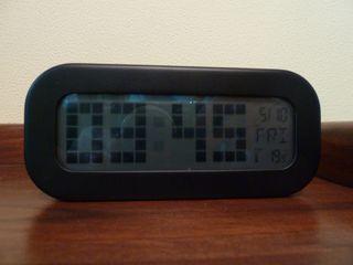 Reloj Despertador Daewoo perfecto estado