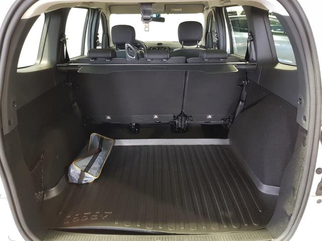 DACIA Lodgy Diesel Lodgy 1.5Blue dCi Stepway Comfort 5pl. 85kW