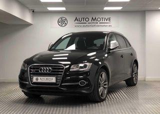 Audi SQ5 Bang Olufsen