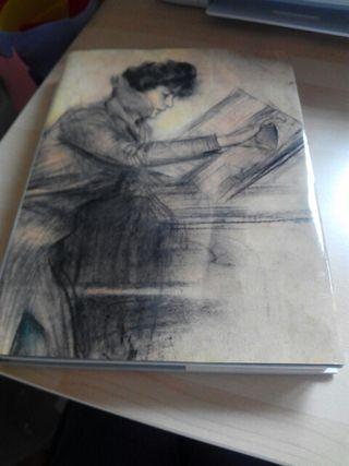 La pintura catalana dibujantes y acuarelistas...