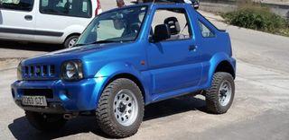 Suzuki Jimny 2004 bloqueo arb dos juegos de ruedas