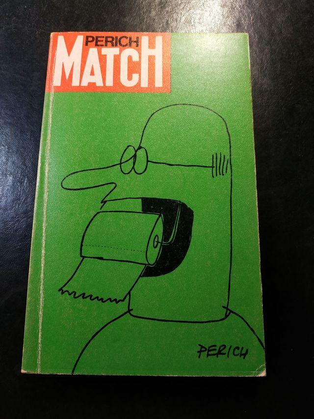Jaume Perich - Humor - Perich Match 1971