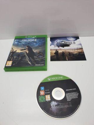 Juego Xbox One Final Fantasy XV Day Zero