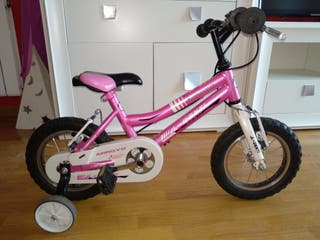 """Bicicleta de niña 12"""""""