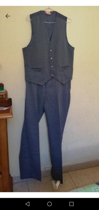 ropa tipica de hombre tallas 44 y 38