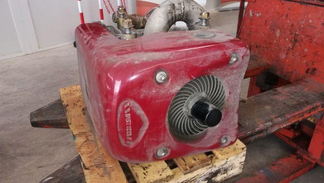 Compresor para descarga de PV