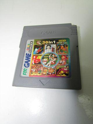 Juego Nintendo Game Boy Suelto 36 in 1 (Tarzan)