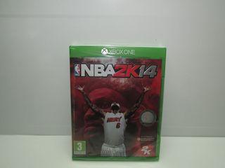 Juego Xbox One Nuevo NBA 2k14 -1-