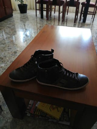 botas chico talla 42