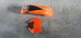 pastas KTM EXC 250