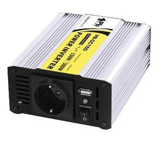 INVERSOR 150W-12V a 230V-PROFESIONAL