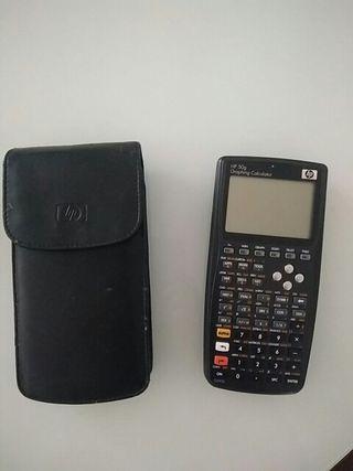 Calculadora graphing HP 50g.