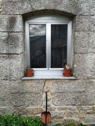 vendo ventanas de aluminio con contras