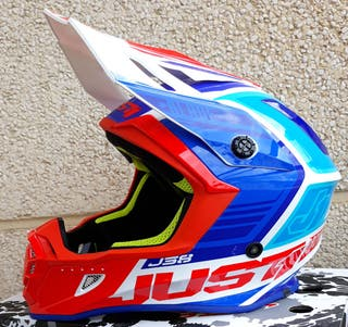 CASCO MOTOCROSS JUST1
