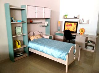 dormitorio completo nuevo, saldo cierre de fabrica