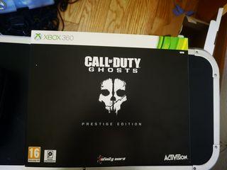contenido call of duty ghosts Xbox 360
