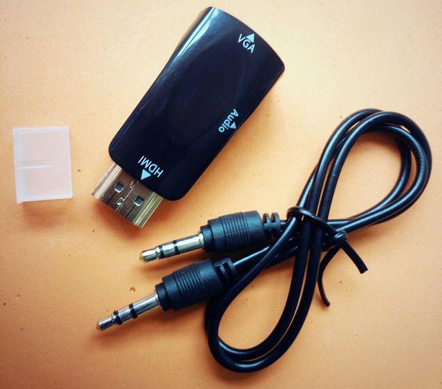 Adaptador HDMI a VGA