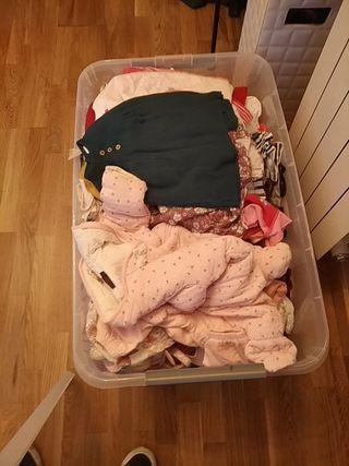 ropa Nina de 0 a 2 años