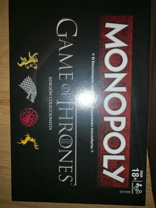 Monopoly GAME OF THRONES PRECINTADO