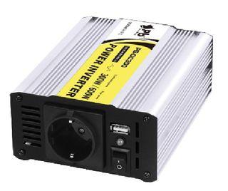 INVERSOR 300W- ONDA MODIFICADA- 12V a 230V -300W