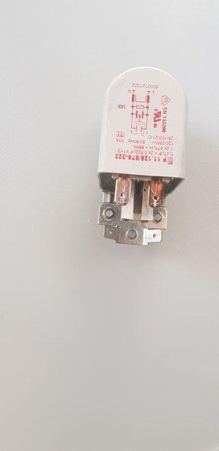 condensador de Lavadora bosch Maxx 7
