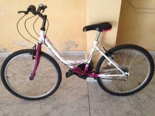2 bicicletas de chicas