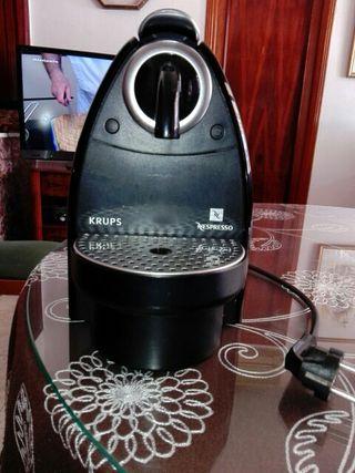 cafetera eléctrica Nespresso