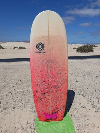 """surf tabla Mini Simon 5'3"""""""