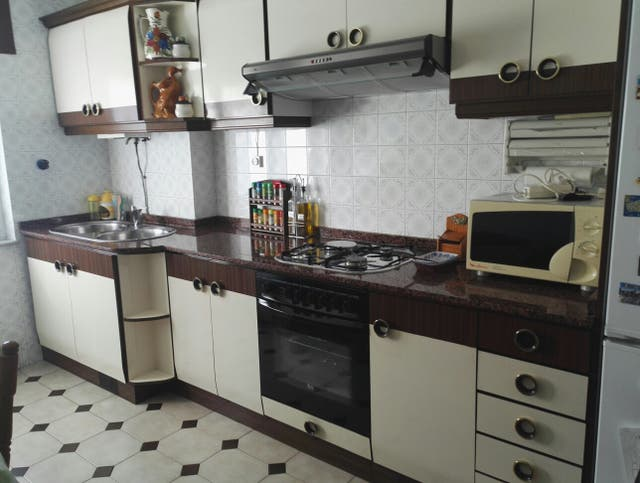 Muebles de cocina de segunda mano por 120 € en Gijón en WALLAPOP