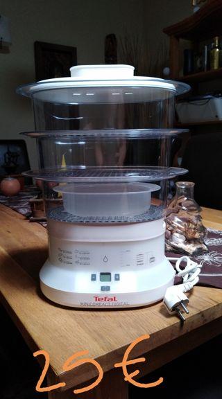 robot para cocinar al vapor
