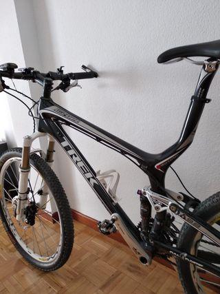 Bicicleta Trek Top Fuel 9.8