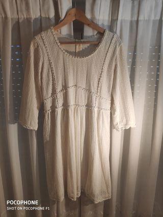 Vestido Ibizenco Para Mujer