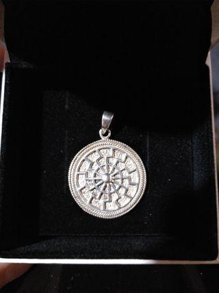 64540e8c0d41 Medalla Plata de colección en Valencia en WALLAPOP