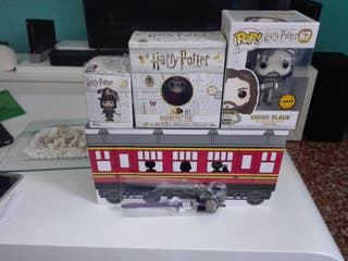 funko pop sirius black chase pack