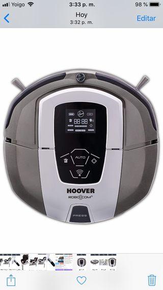 NUEVO Y SIN USAR Hoover RBC090 - Robot aspirador