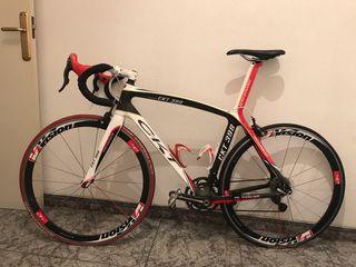 Bicicleta de carretera CKT 398
