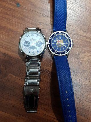 relojes niño niña viceroy y F.C.barcelona