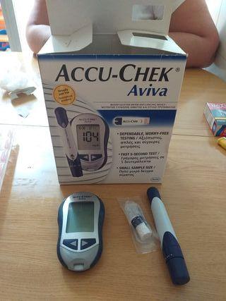 aparato para medir el azúcar