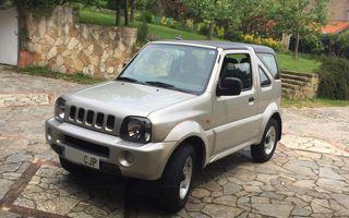 Suzuki Jimny en perfecto estado