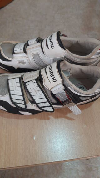 zapatos bicicleta Shimano custom fit