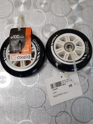 ruedas de patín