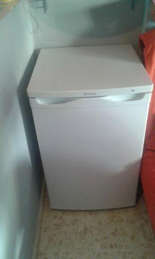 frigorífico Edesa con congelador