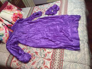 Túnica violeta
