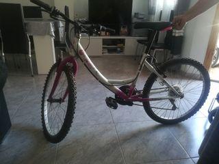 vendo bici niña