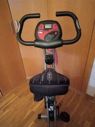Bicicleta estática plegable F-BIKE