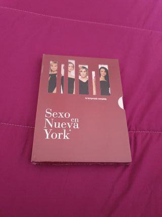SEXO EN NUEVA YORK(TEMPORADA 5)