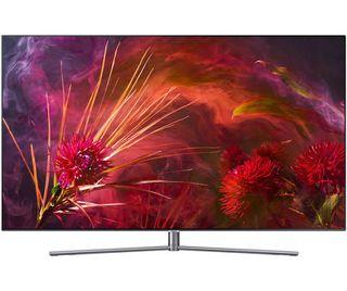Televisor Samsung Q80R UHD 4K de 55