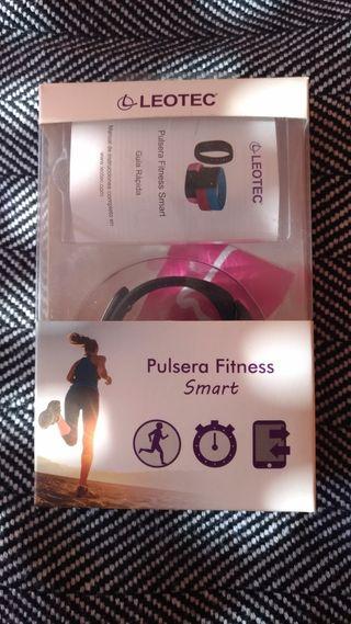 pulsera fitness smart leotec