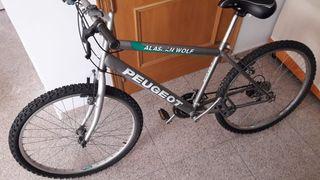 bicicleta peugeout