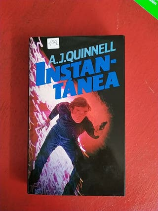 Instantánea. A.J. Quinnell.